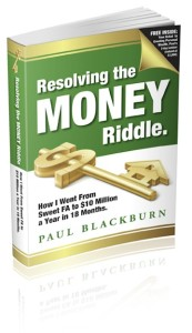 Resolving The Money Riddle
